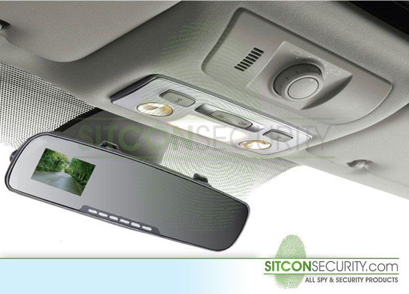 binnenspiegel auto camera