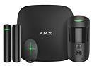 AJAX Hub 2 starterskit met MotionCam - Zwart