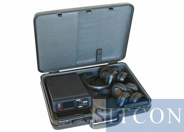 Ruisgenerator met headsets PRO