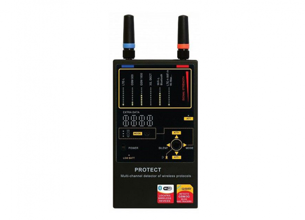GSM / GPS Tracker detector PLUS