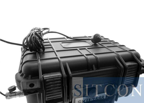 Mobiele camera set - Pinhole