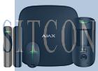 Draadloos alarmsysteem met PIR camera Zwart SMART