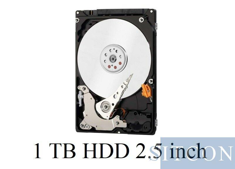 1 TB HDD 2.5 inch | Video edition