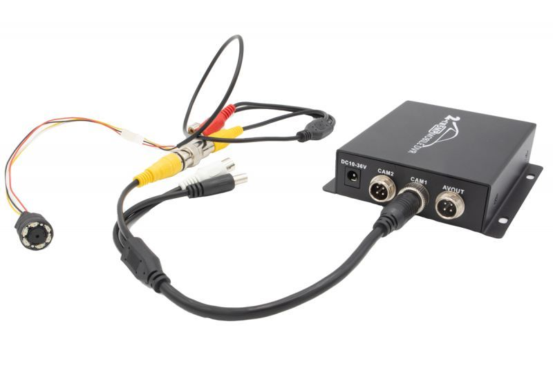Mini IR spy-camera set (A) PLUS