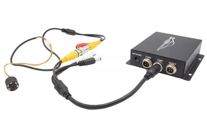 Mini IR spy-camera set (B) PLUS