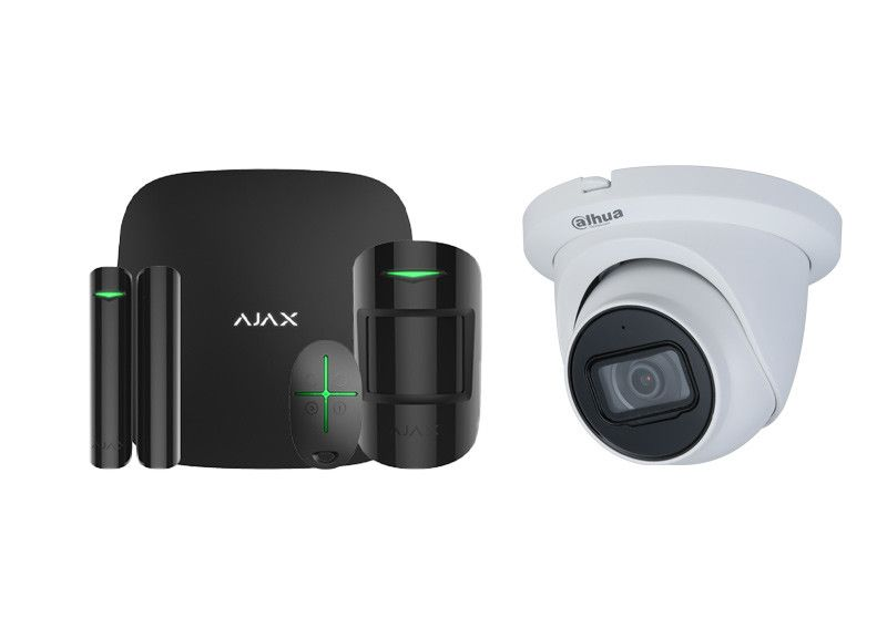 Ajax-alarm-met-camera