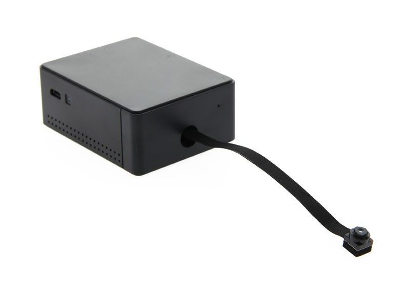 Black-box Wi-Fi spy-cam PLUS