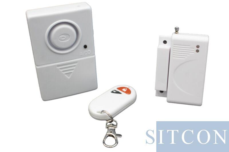 Draadloos deur / raam alarm