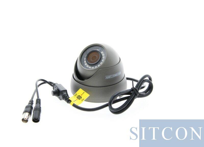 HD (Coax) - Mini dome camera