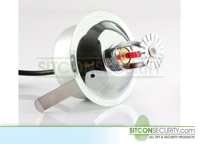 HD (Coax) - Sprinkler design camera