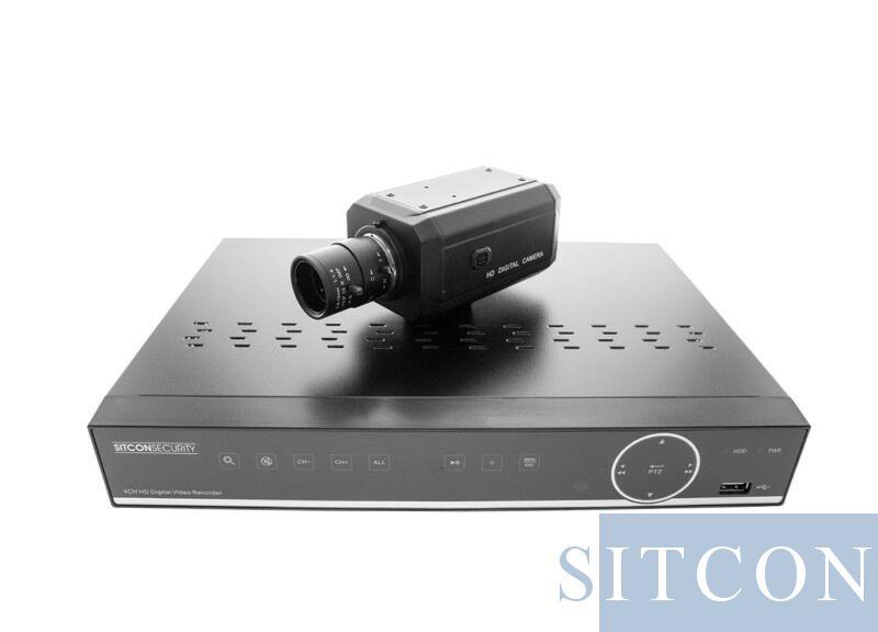 box camera met lage lux nachtzicht zonder ir