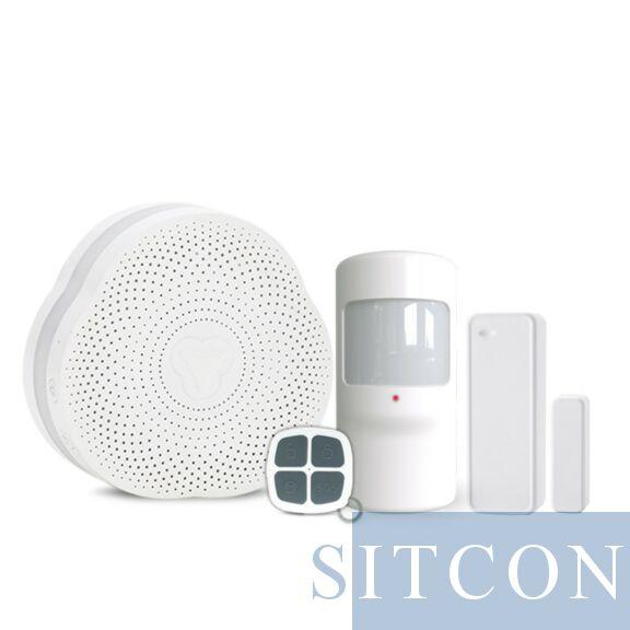 Draadloos Wi-Fi alarmsysteem EASY